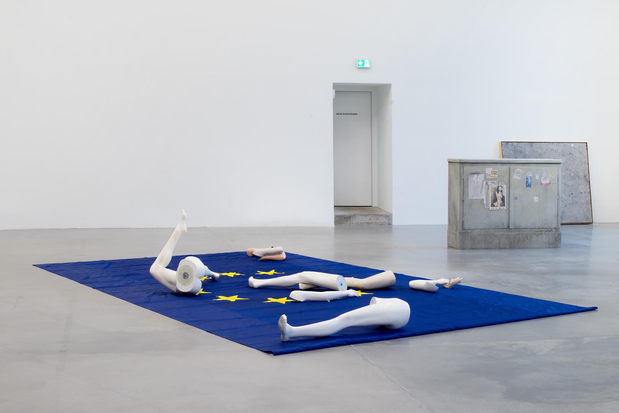 untitled, Autocenter Berlin, 2018