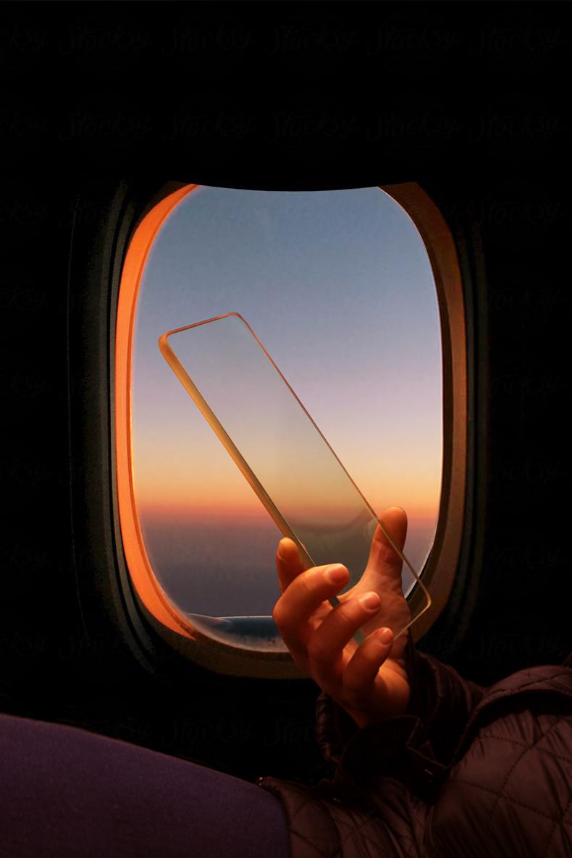 GlassPhone ( Window ), 2020