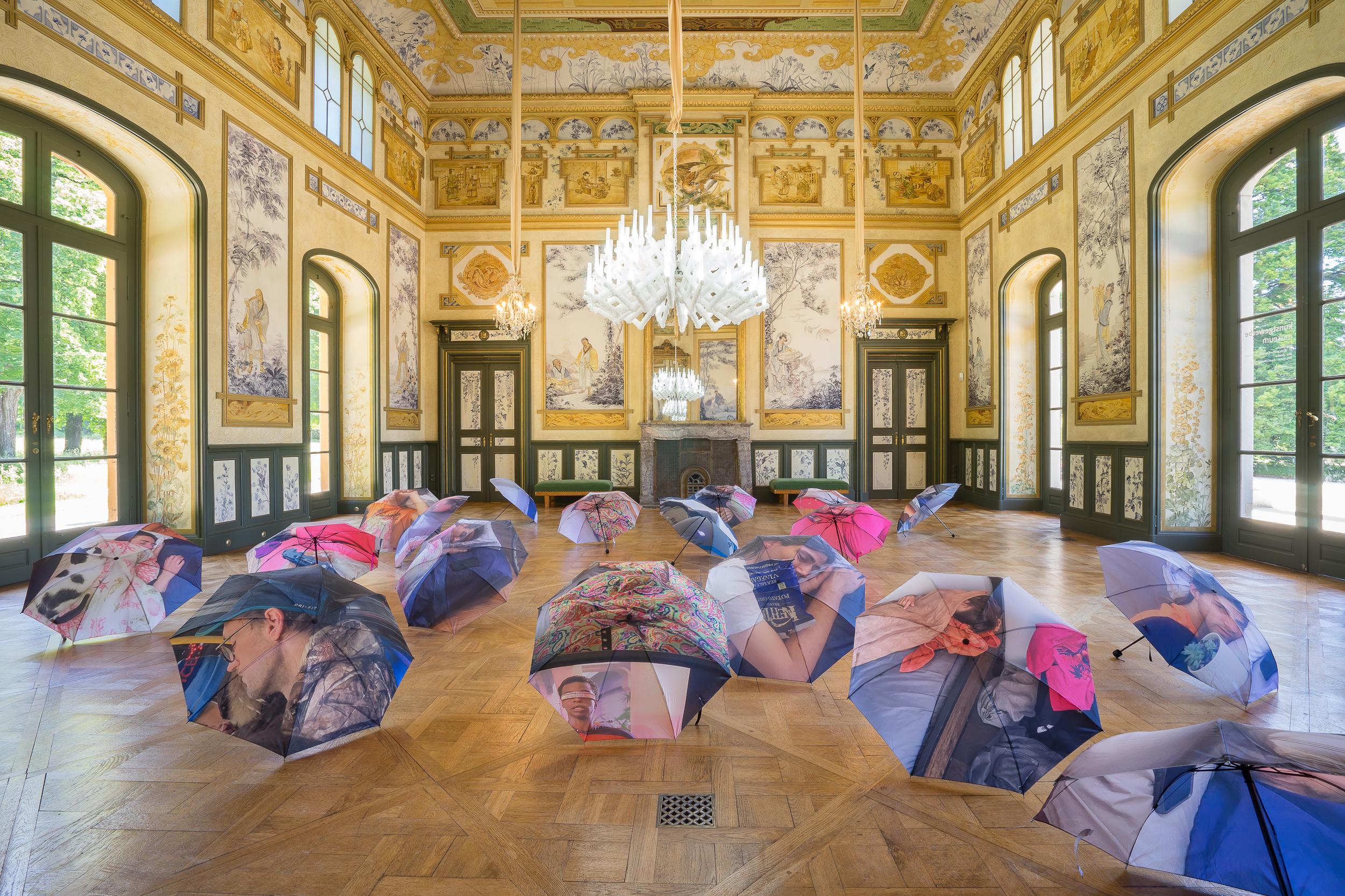 Schlafsaal, Kunstgerwerbe Museum Dresden, 2019